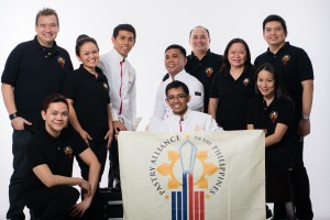 The Pastry Alliance of the Philippines is off to Coupe du Monde de la Pâtisseire