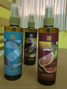 Zen Zest's Aromatherapy Linen Fragrance is available in three variants - Uplift, Sleep and Energize