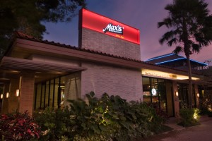 Max's branch in Alabang Town Center