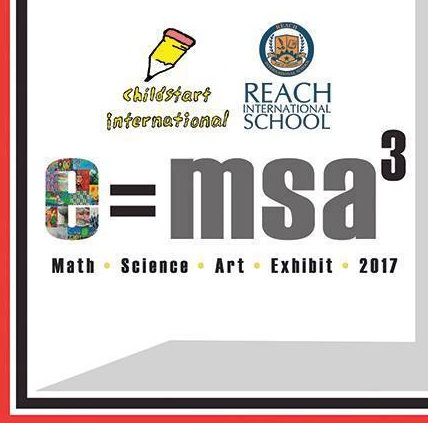 Reach International School Math Science Art Exhibit