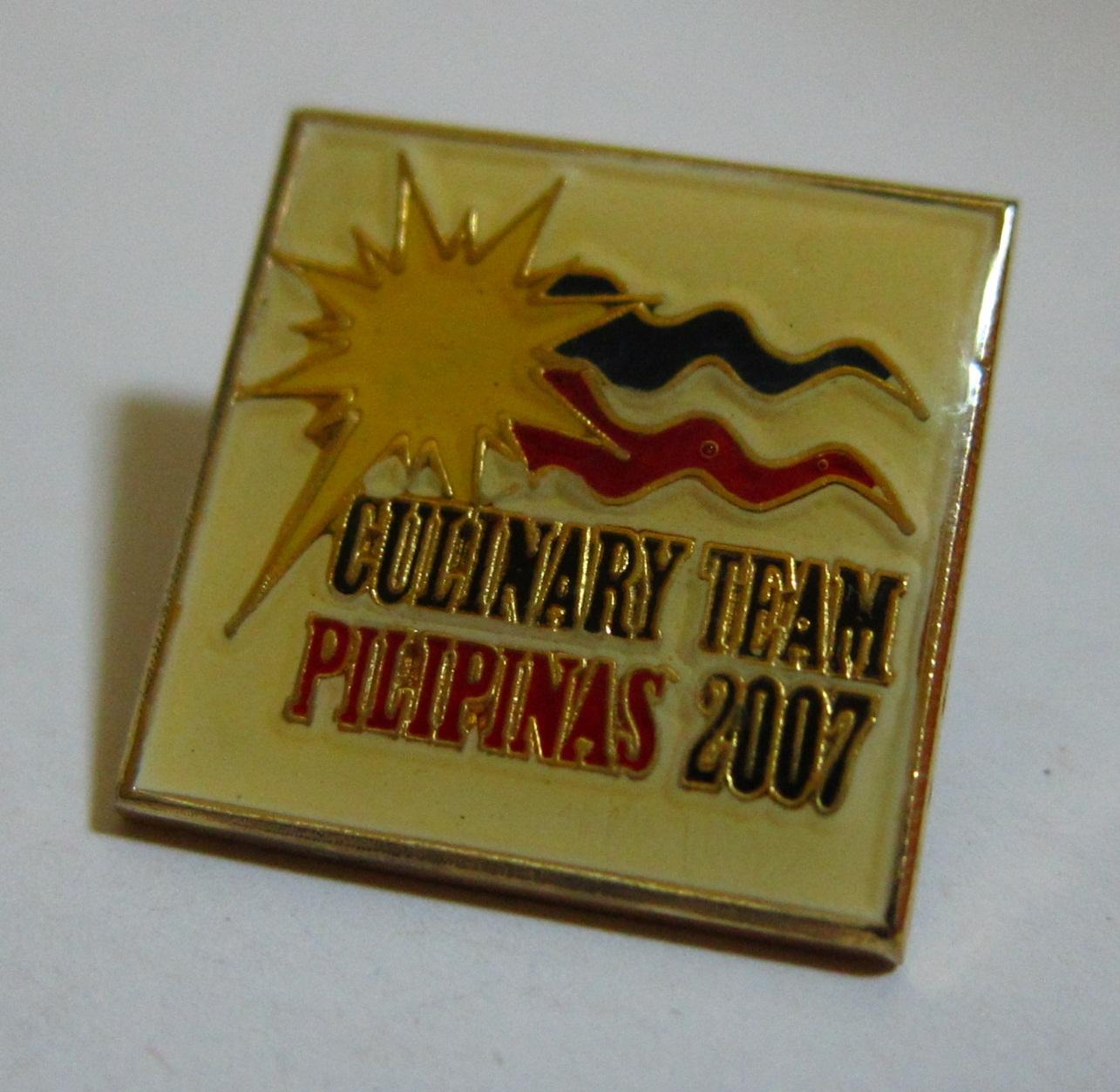 Culinary Team Pilipinas 2007 Reunion