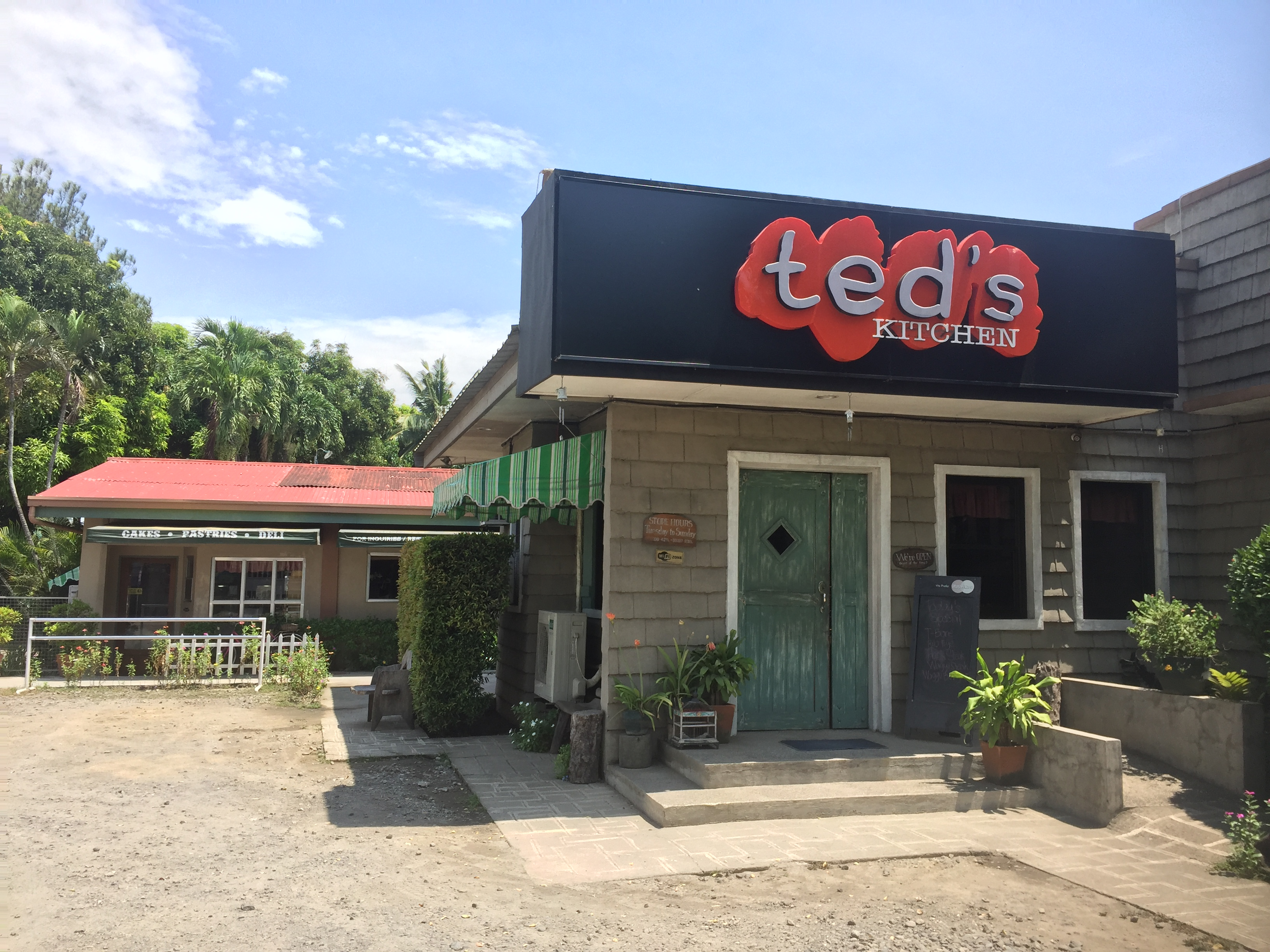 Lured to Laguna by Ted's and Aurora Filipino Cuisine
