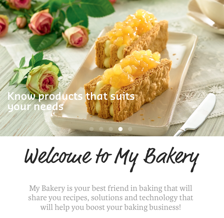 Latest Innovations from Puratos: Bakery App and Rolling Kitchen