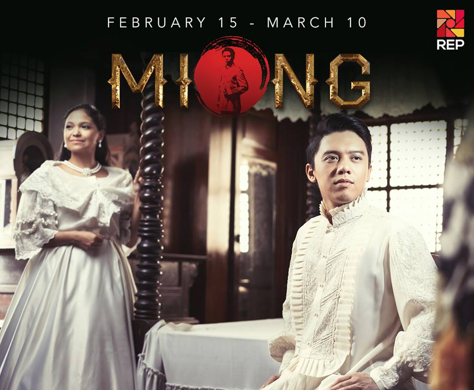 Fervor Burning in Rep's Musical, 'Miong'